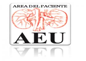 área de pacientes de la AEU