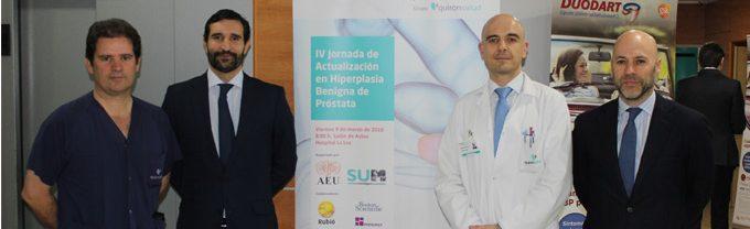 IV Hiperplasia de próstata curso