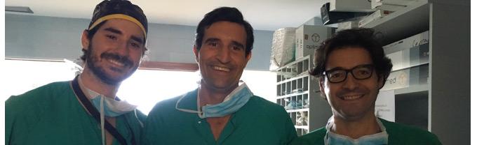 Escuela de urología reconstructiva Hospital 12 de Octubre