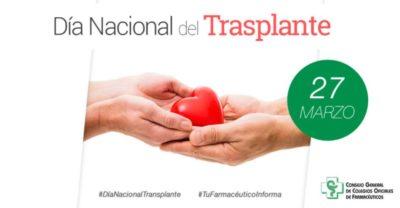 Día de trasplantes