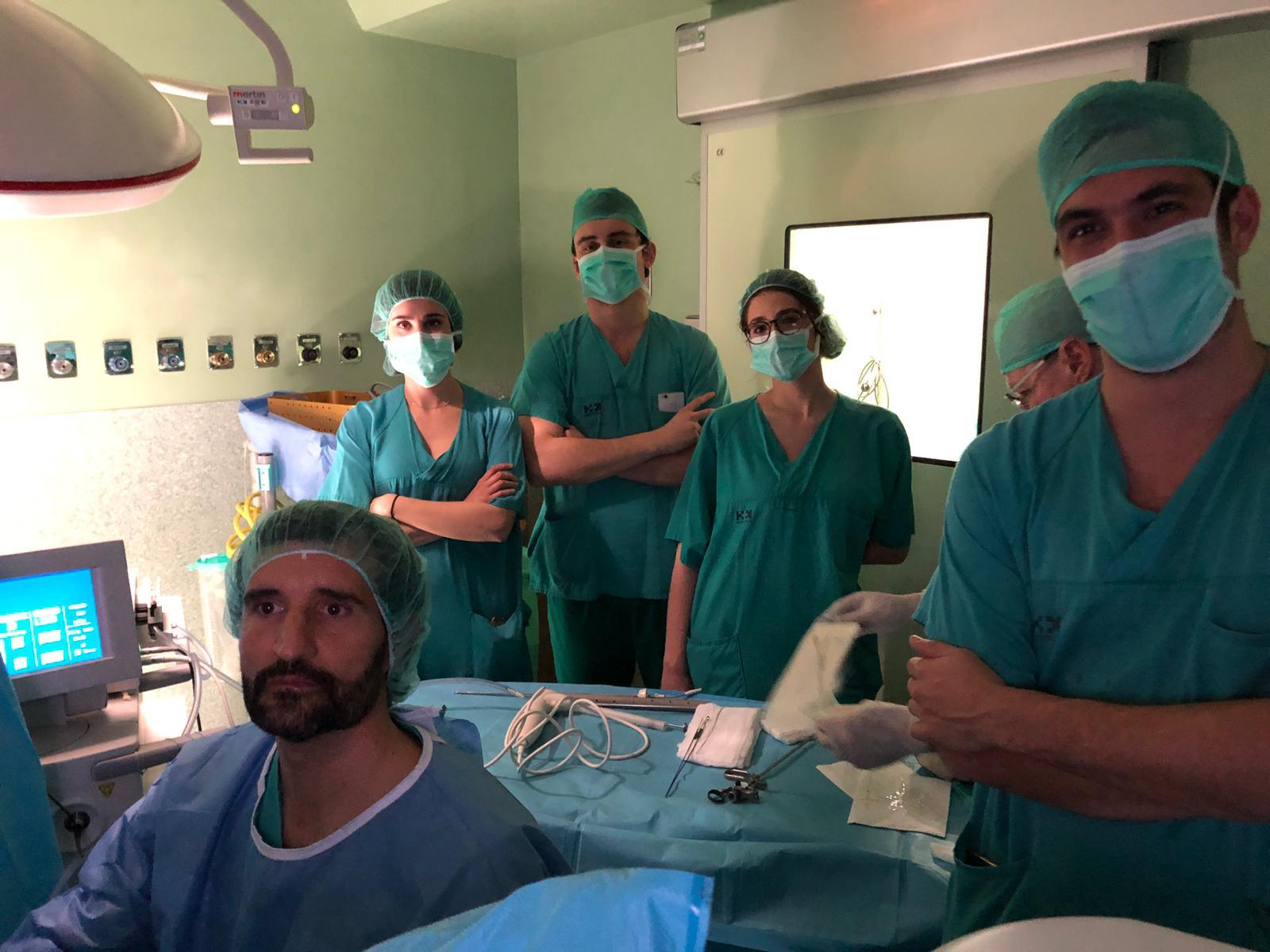 hospital HM monteprincipe romero