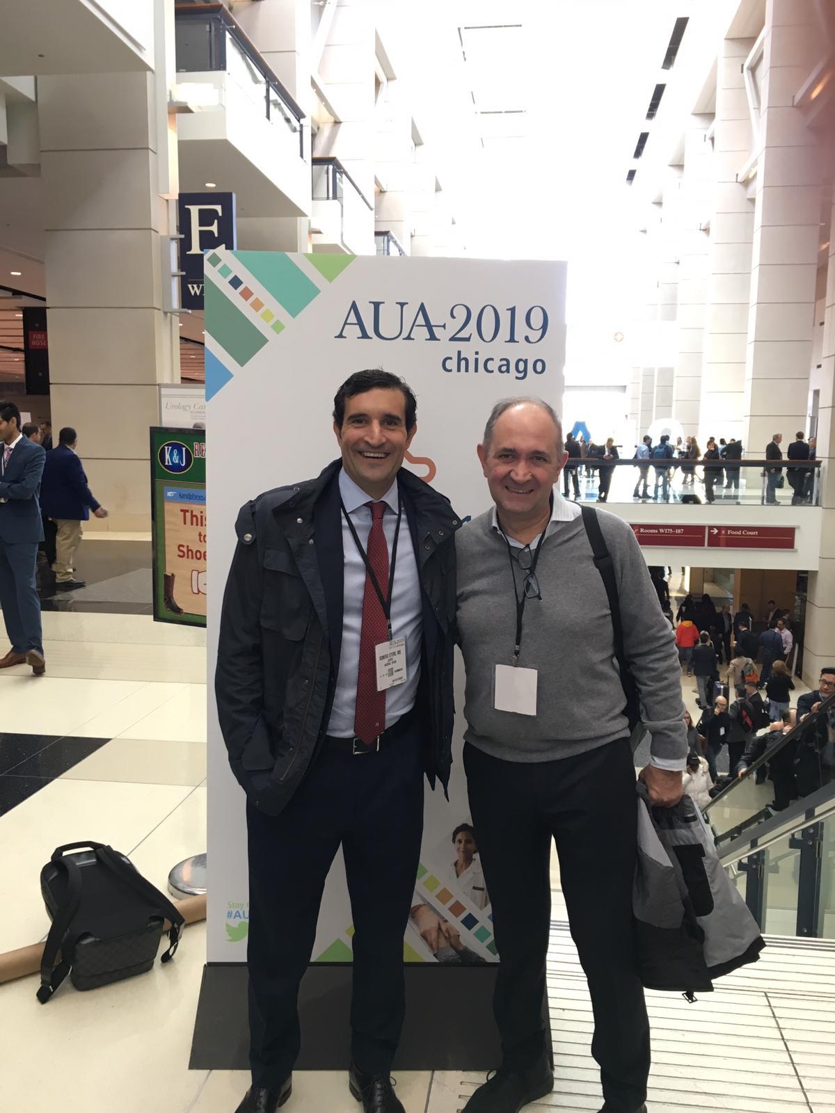 Congreso de la Asociación Americana de Urología romero