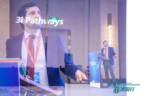3i Pathways meeting javier romero