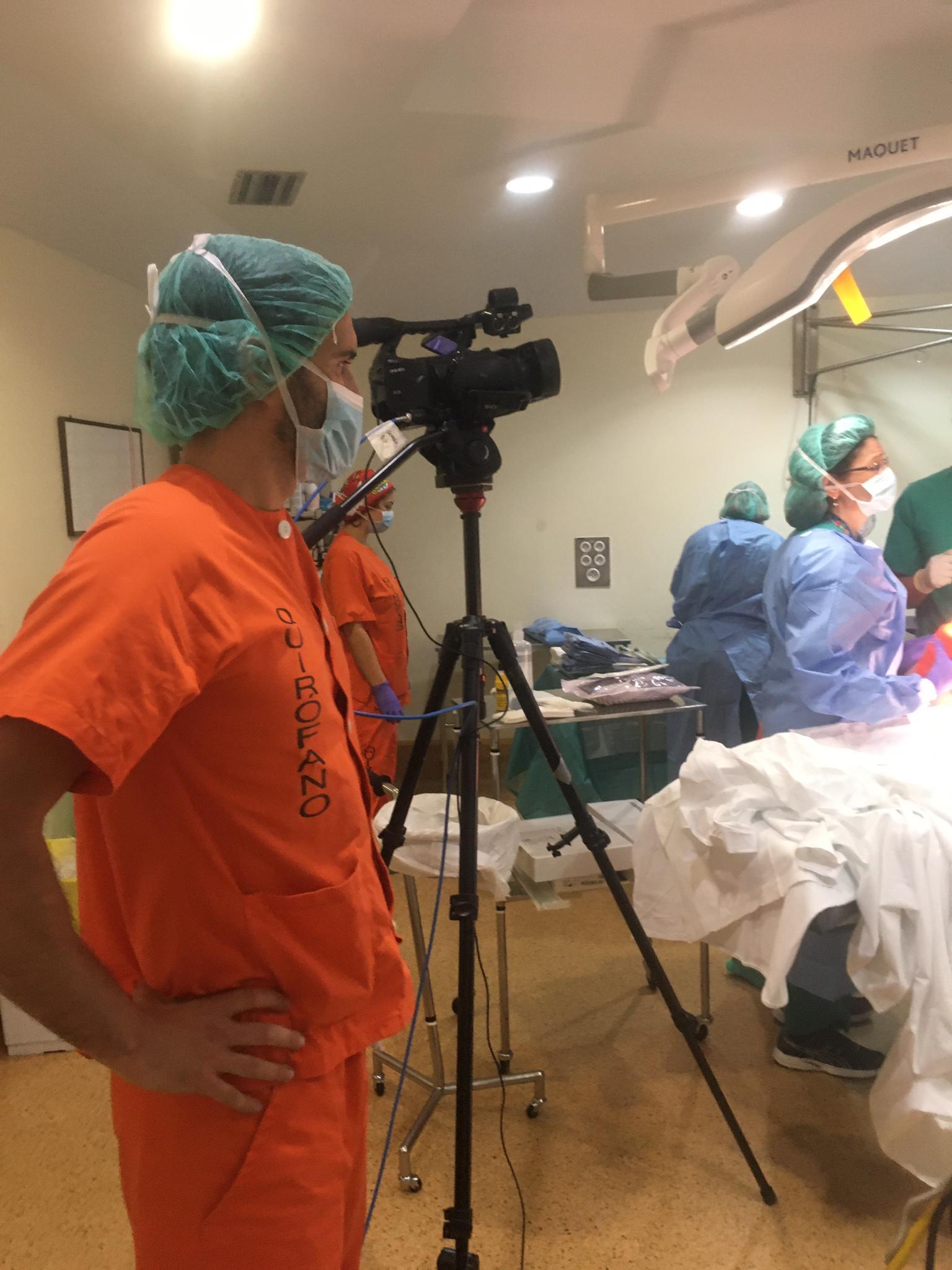 cirugía uro-protésica