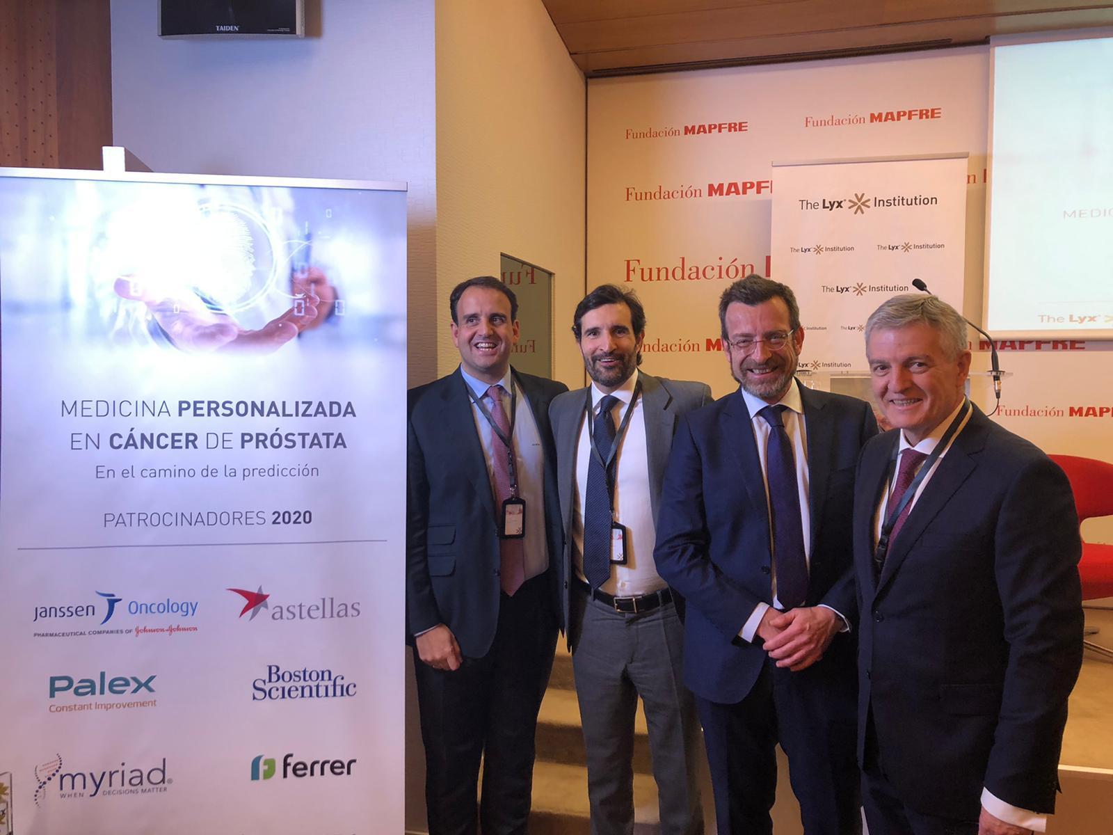 Medicina Personalizada en Cáncer de Próstata Romero