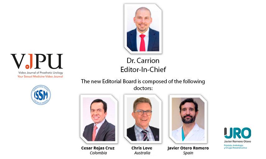 editorial board vjpu