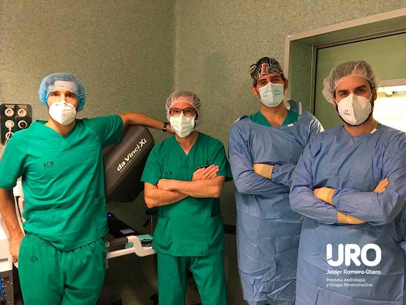 programa cirugía robótica sigue creciendo