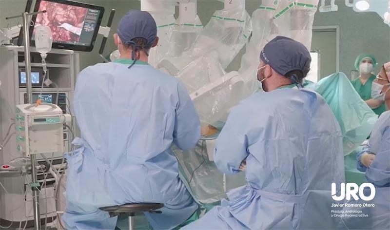 Cirugía robótica mejora resultados en cáncer de próstata