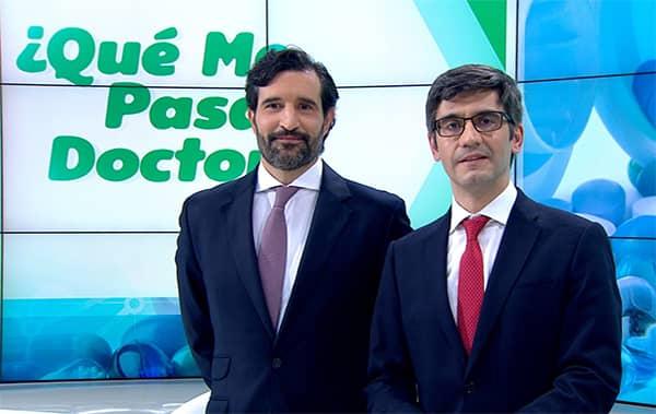 dr romero qué me pasa doctor