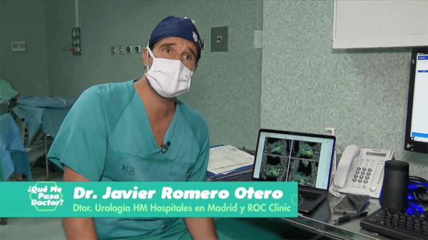 cancer de prostata y cirugia robotica